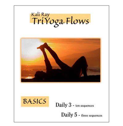 TriYoga Basics Daily 3-5 Booklet