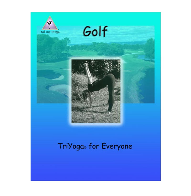 TriYoga Golf Booklet