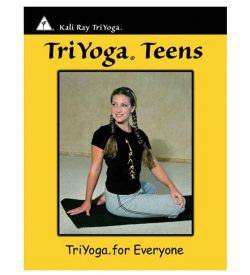 TriYoga Teens Booklet