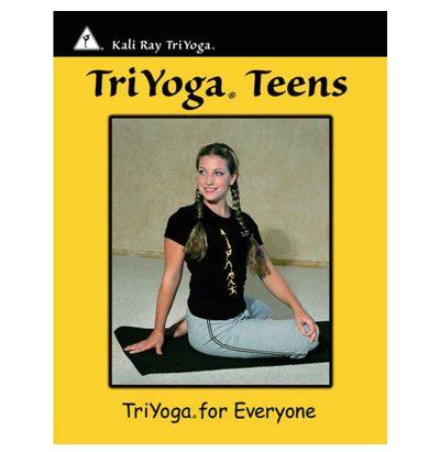 TriYoga Teens Booklet