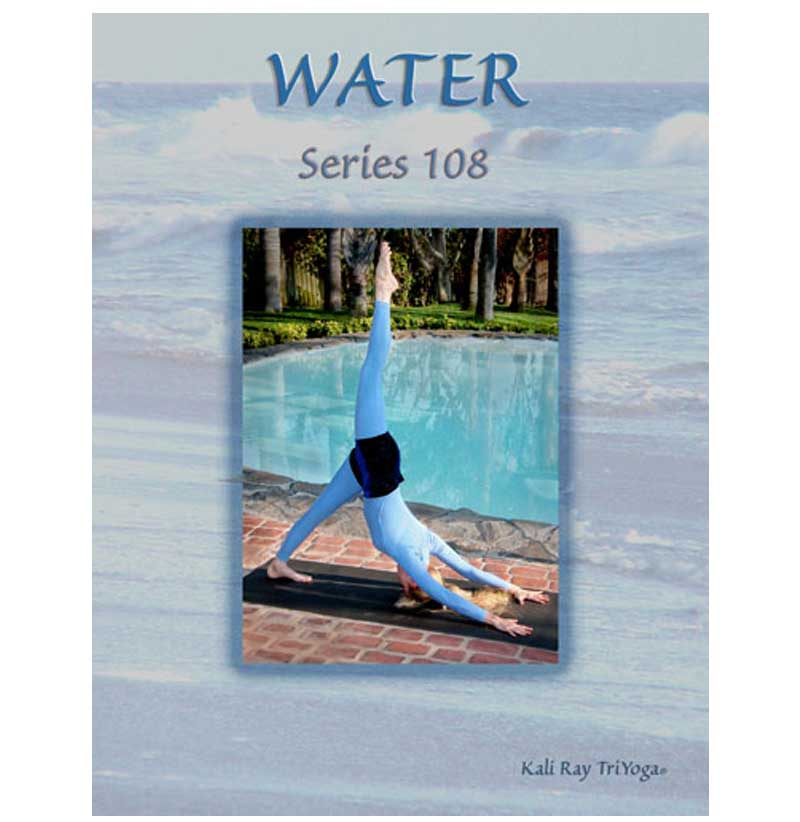 TriYoga Water 108 Booklet
