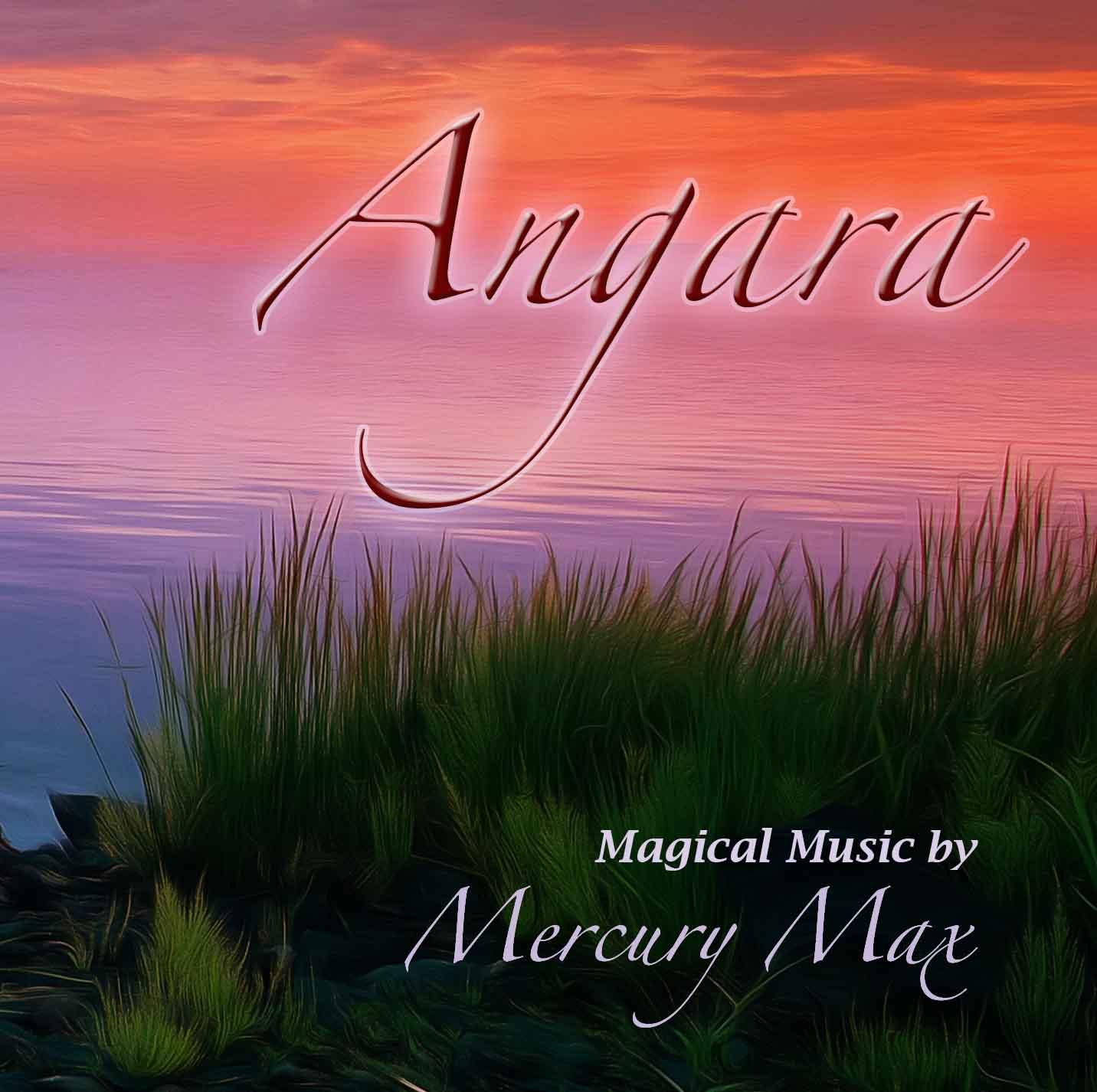 Angara CD by Mercury Max