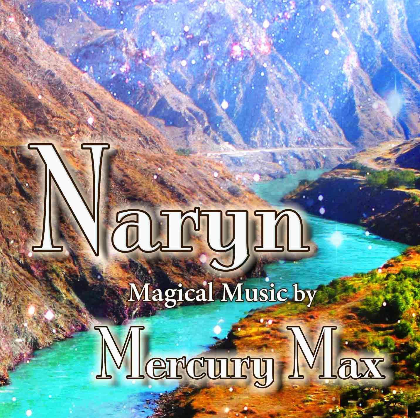 Naryn CD by Mercury Max