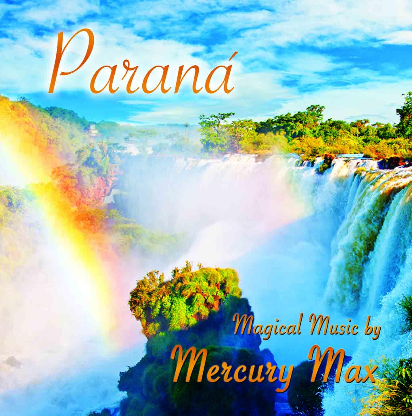 Parana CD by Mercury Max