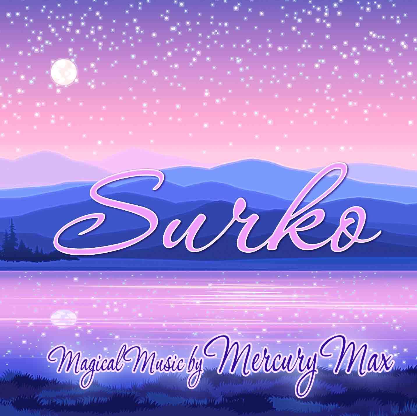Surko CD by Mercury Max