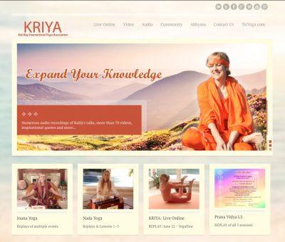 KRIYA membership