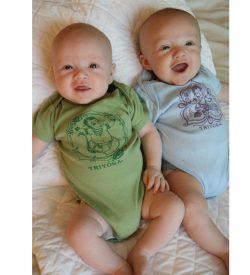 TriYoga Babies in Onesies