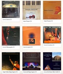 Music by Sri Swamiji