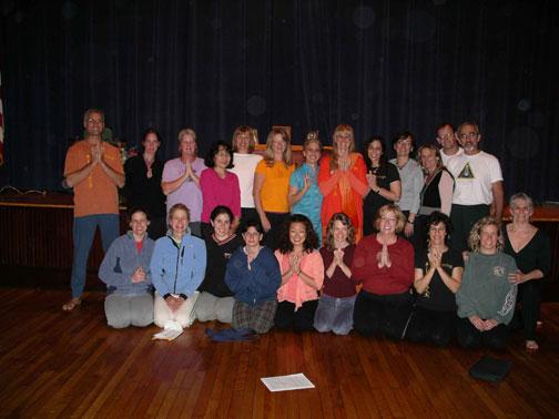 Workshop in Cambridge