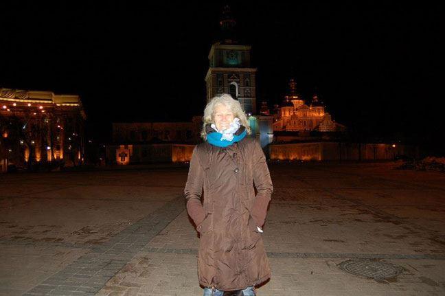 Mikhailovskaya-Square
