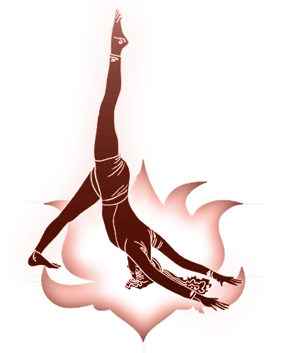 TriYoga Asana ExtendedMountain