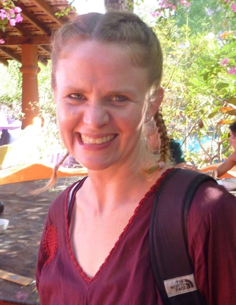 TriYoga Teacher Stephanie Walsh