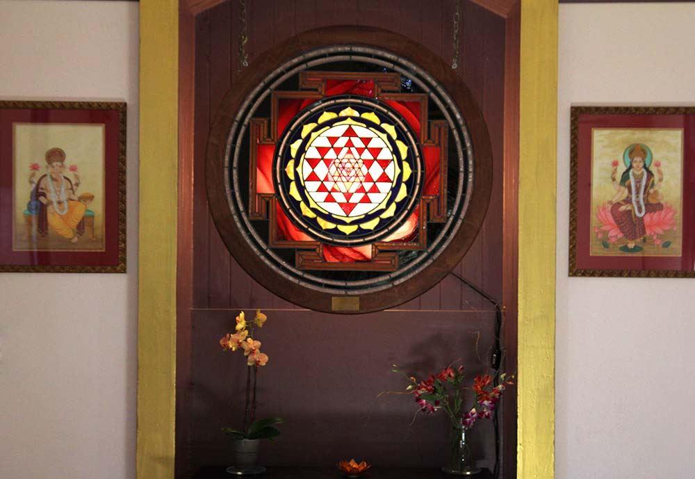 TriYoga Center Santa Cruz Sri Chakra
