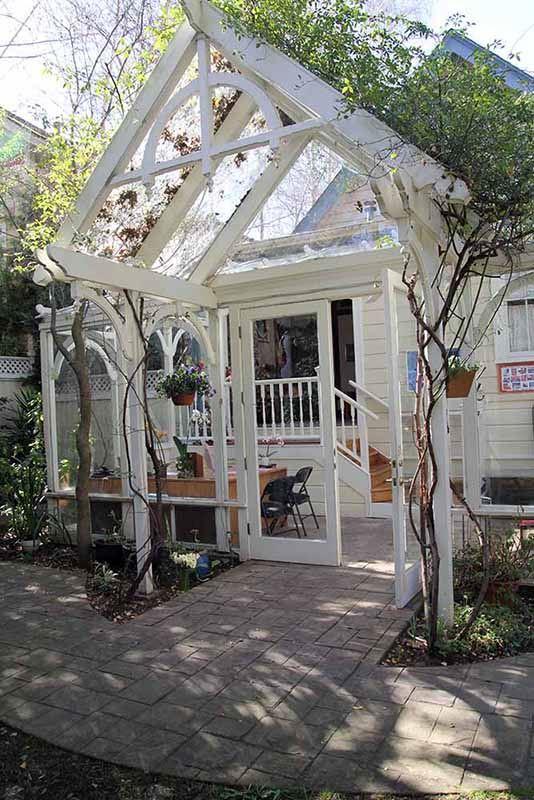 TriYoga Center Santa Cruz entrance2