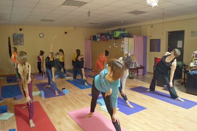TriYoga Center Brovary 4