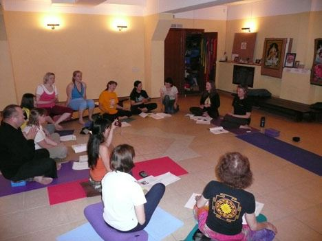 TriYoga Center Moscow 2