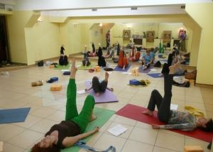 TriYoga Center Moscow