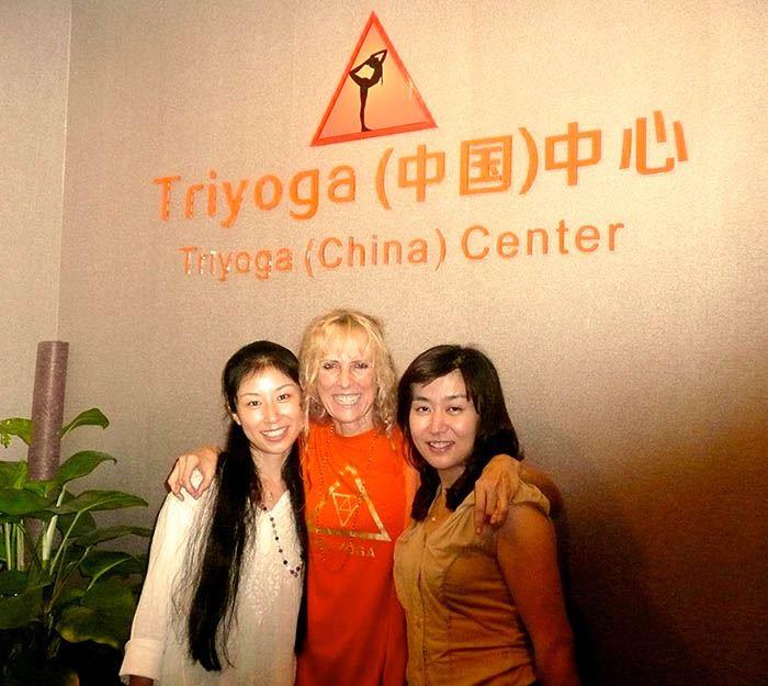 TriYoga Center Shenzhen Kaliji