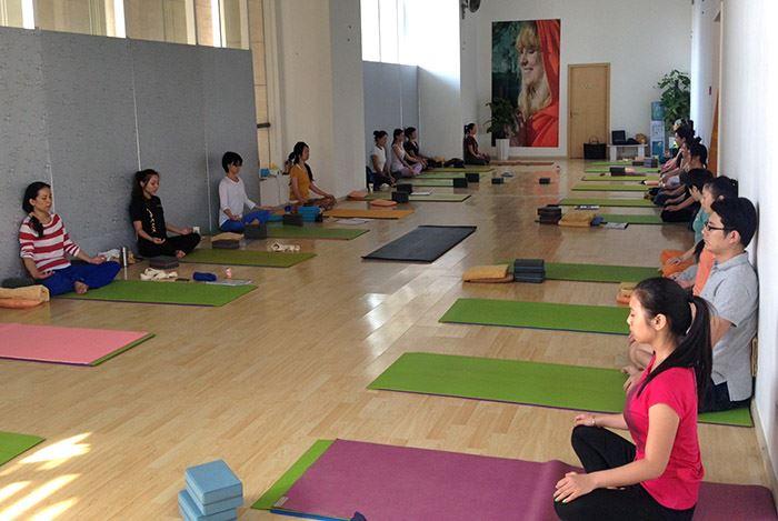 TriYoga Center Shenzhen Meditation 2