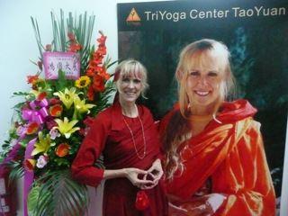 TriYoga Center TaoYuan Kaliji