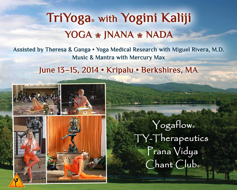 TriYoga at Kripalu