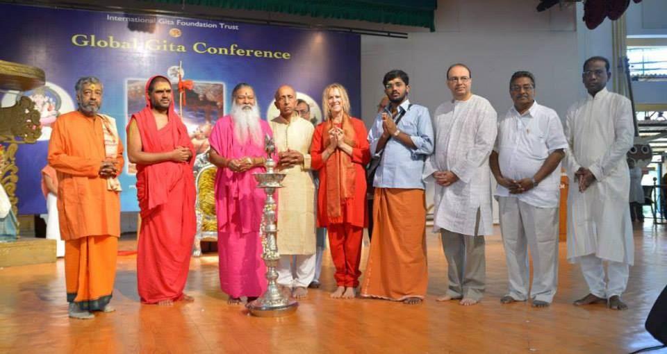 Journey to India with Yogini Kaliji 2013