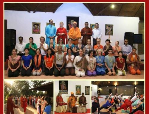 Journey to India: Mysore Retreat