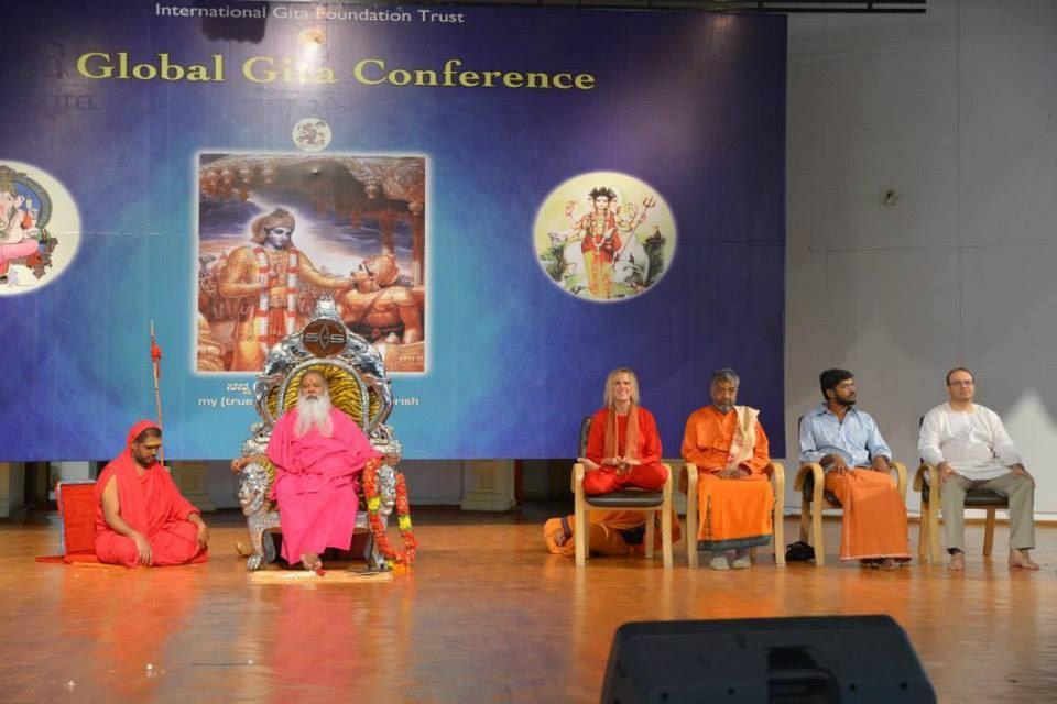 Datta Peetham ~ Journey to India with Yogini Kaliji 2013