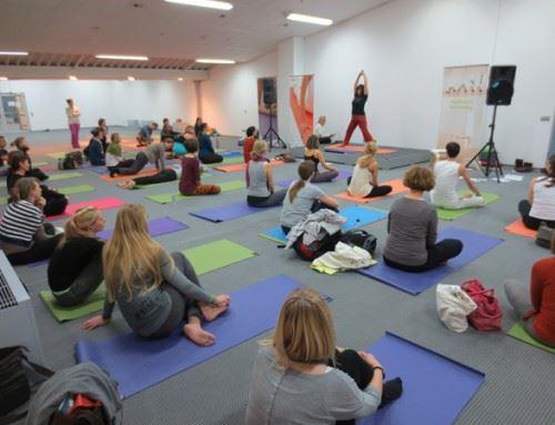 Yoga Expo in Munich