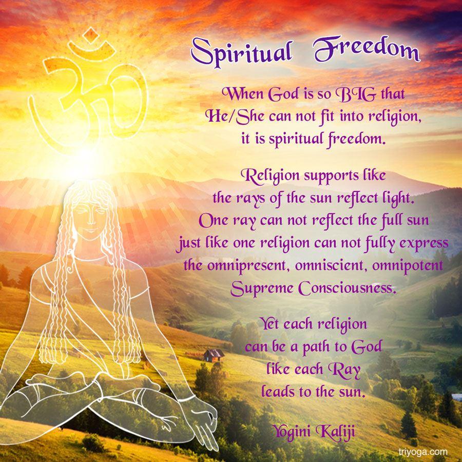 YoginiKaliji_spiritual_freedom