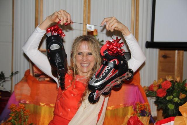 Kaliji's Roller Skates
