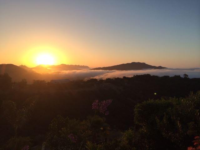 TY Malibu Sunset