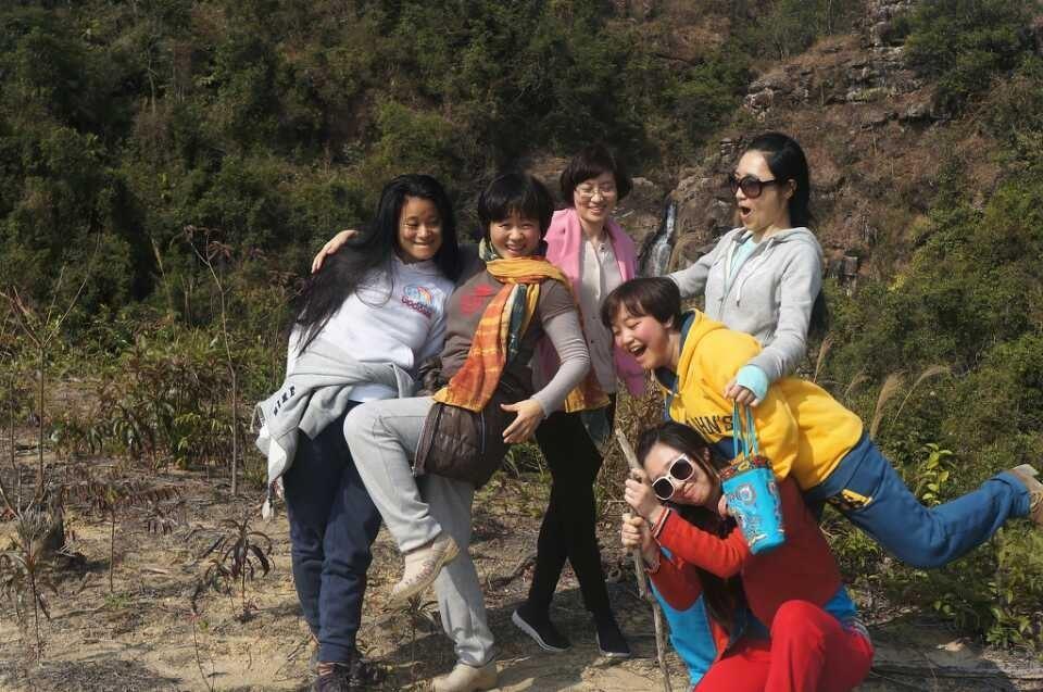 TriYoga Retreat China 2
