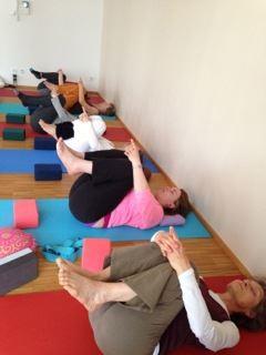 TriYoga Teacher Training with Eva-Maria