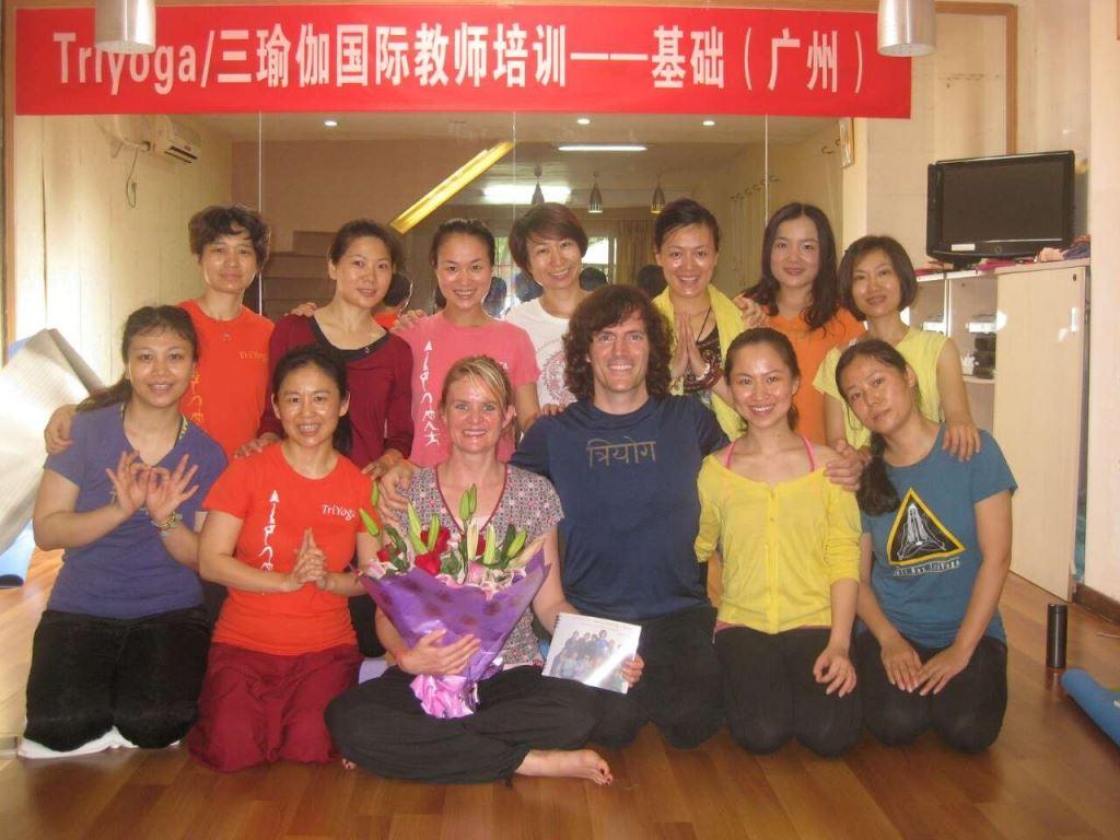 New Basics Teachers in Guangzhou