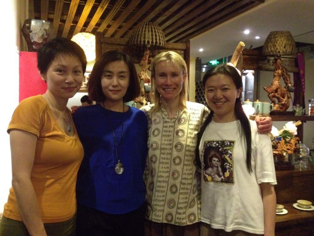 Nanshan staff