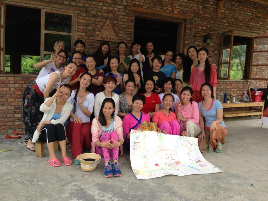 retreat group