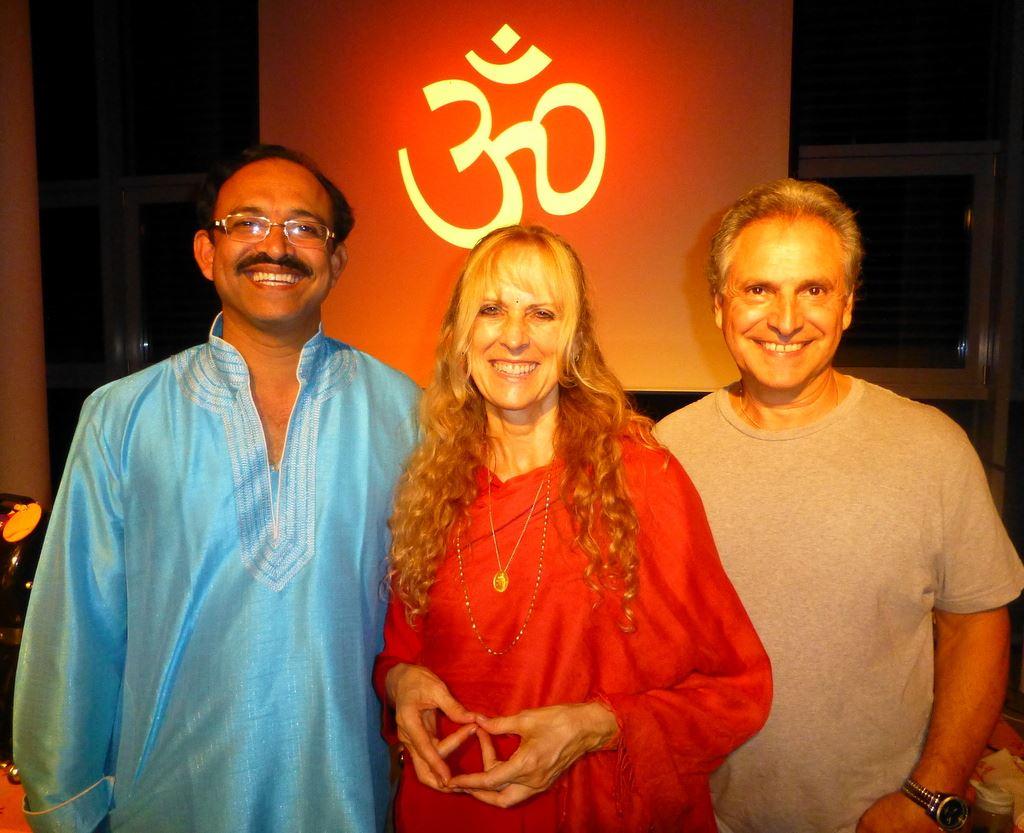 Yogini Kaliji with Prasann and Mercury Max