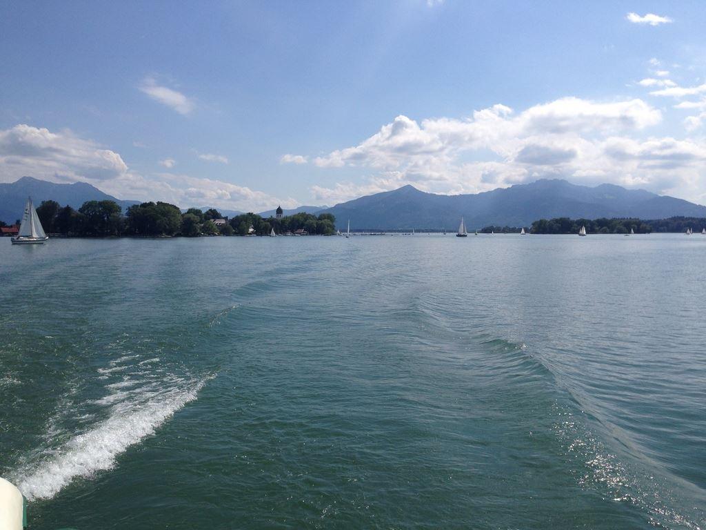 Chiemsee Lake Outing