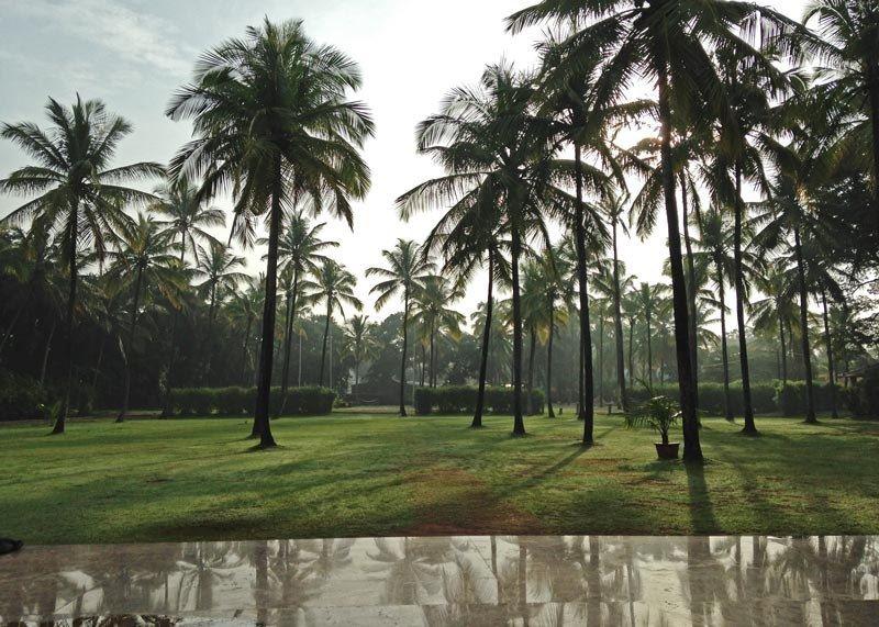 Windflower Resort in Mysore