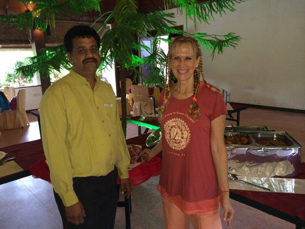 Yogini Kaliji with Madan