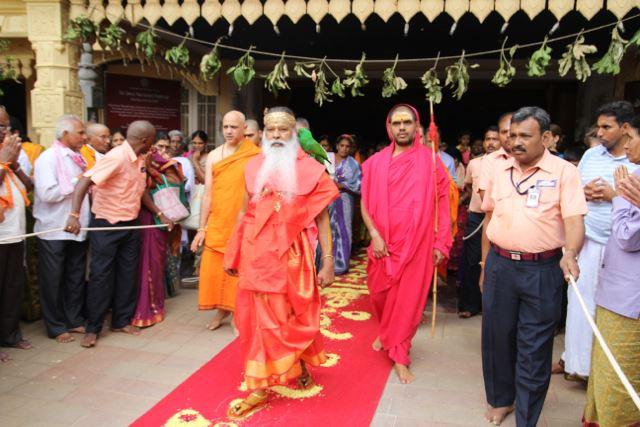 Devi Navaratri Parade