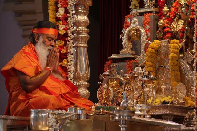 Devi Navaratri puja