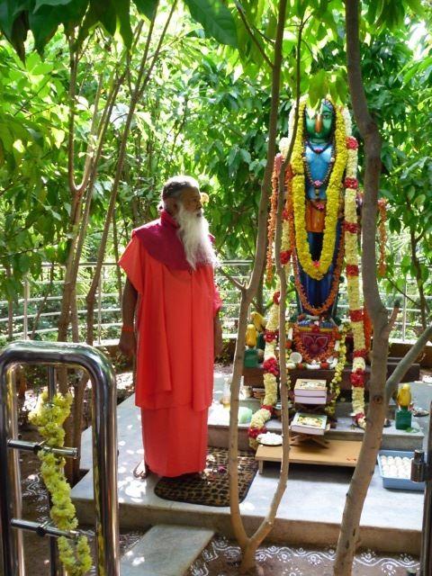 Shuka Vana ceremony