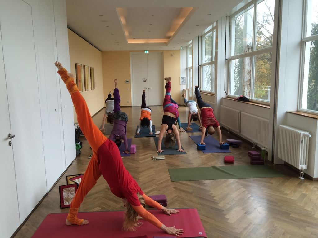 Art and Science of Yogaflow