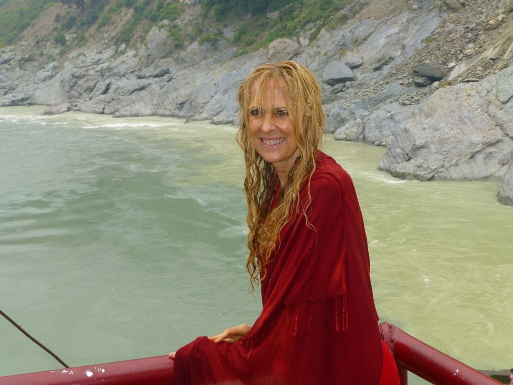 Yogini Kaliji recognizes the sweetness in every being