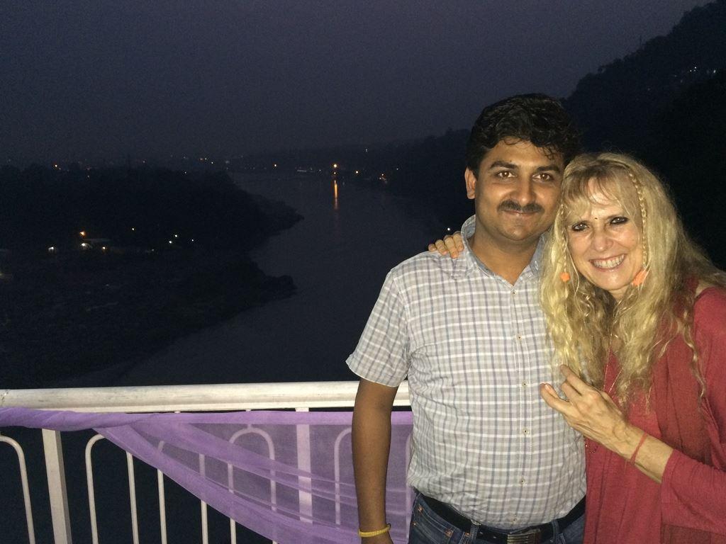 Deepak, North India tour coordinator