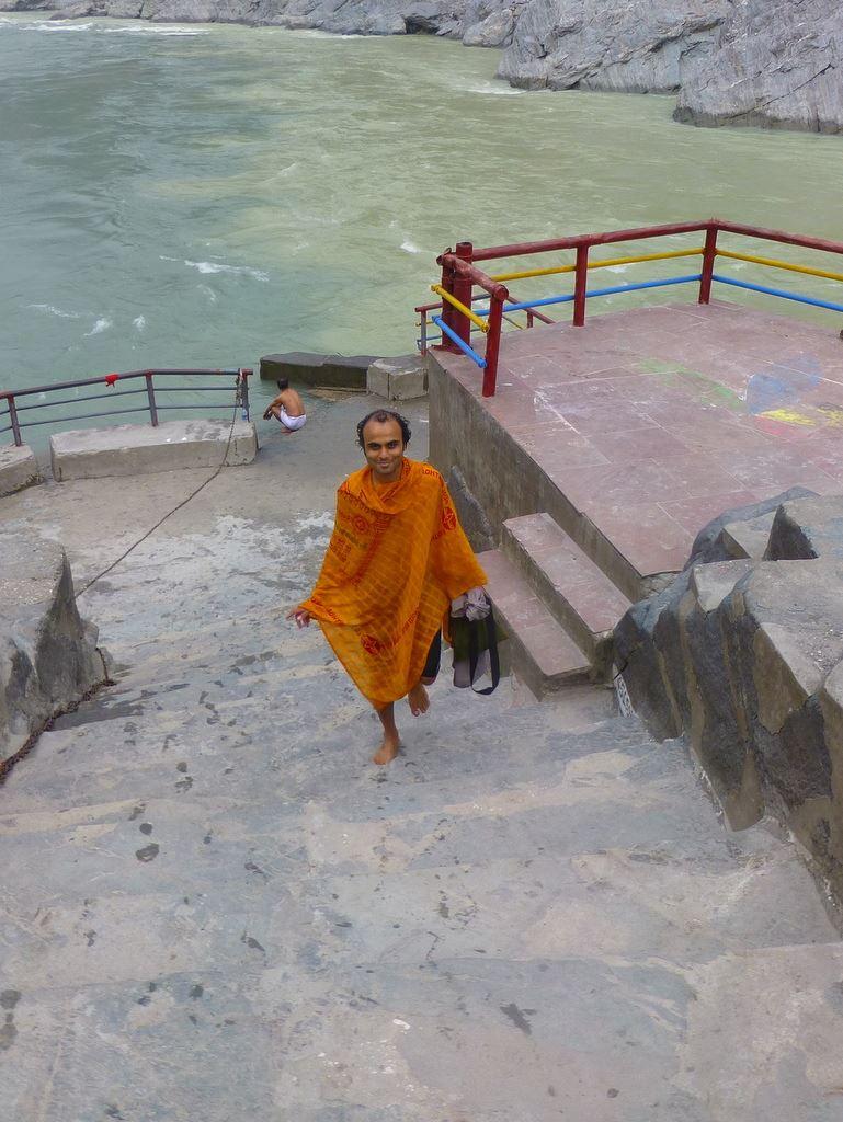 Hari last to depart the Sangam