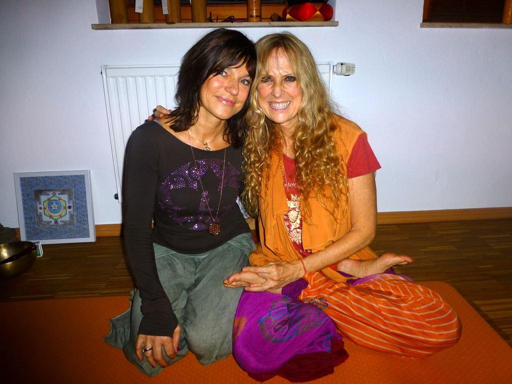 Christiane and Kaliji