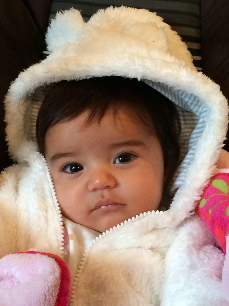 Kali ~ Stephanie's daughter